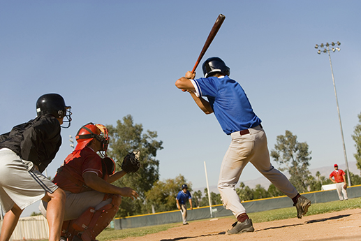 Baseball, Softball and T-Ball Leagues