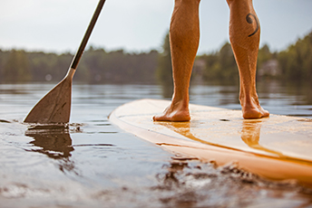 Stand Up Paddle Board Instructors